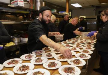 Where has Denver's soul meals long past?