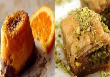 Turkish Cuisine: Here's A List Of Must-Taste Turkish Desserts