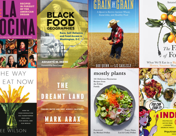 21 New and Noteworthy Food and Farming Books to Read This Summer