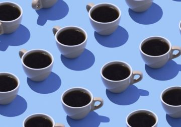 Coffee Lovers Rejoice! New Study Says 25 Cups a Day Is Fine