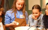 Kids' Cooking, Urban Gardening & Art Summer Camp