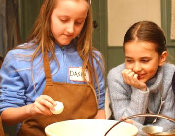 Kids' Cooking, Urban Gardening & Art Summer Camp