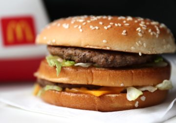 Food review: Battle of the meatless fast-food burgers