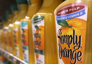 Fruit juice may be two times as dangerous as soda