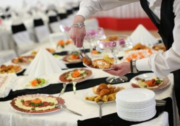 Catering service as career option