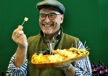 Gregg Wallace: On why his new cookbook focuses on Italian delicacies