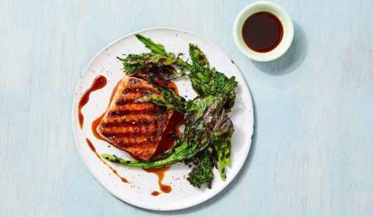 Teriyaki is the best BBQ sauce that isn't barbecue at all