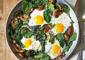 Five Delicious Egg Recipes For Lunch That You Can Try At Home