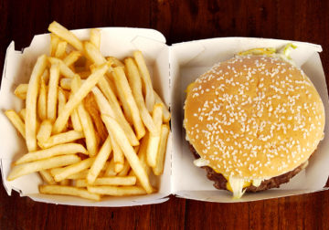 Fast food chains inside the slow lane amid consciousness on health