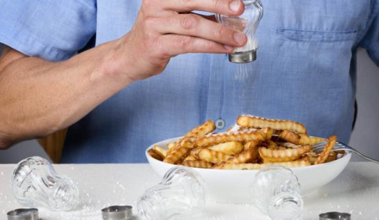 Three-quarters of food bought in UK hospitals is unhealthy, audit shows