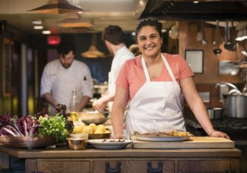 Salt, Fat, Acid, Heat: what I discovered at a cooking elegance with Samin Nosrat
