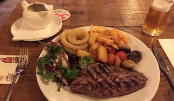 Review: The Greyhound at Bagby, close to Thirsk