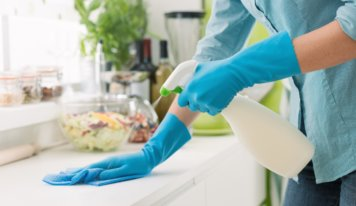 How to disinfect every corner of your home and office
